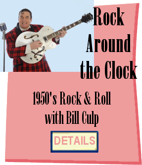 Rock Around the Clock fifties music